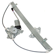 Picture of 99-02 Mercury Villager New Passengers Front Power Window Lift Regulator with Motor Assembly