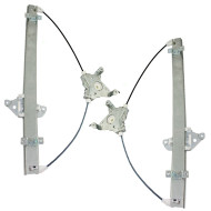 Picture of 99-02 Mercury Villager Van New Pair Set Front Power Window Lift Regulators Aftermarket