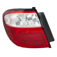 Picture of 00-01 Infiniti I30 New Drivers Taillight Taillamp Quarter Panel Mounted Lens Housing Assembly DOT