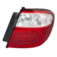 Picture of 00-01 Infiniti I30 New Passengers Taillight Taillamp Quarter Panel Mounted Lens Housing Assembly DOT