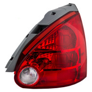 Picture of 04-06 Nissan Maxima New Passengers Taillight Taillamp Lens Housing Assembly SAE DOT Stamped