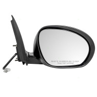 Picture of 11-12 Nissan Juke New Passengers Power Side View Mirror Glass Housing Smooth Assembly