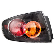 Picture of 04-06 Mazda 3 Mazda3 New Drivers Taillight Taillamp Lens Housing Assembly DOT