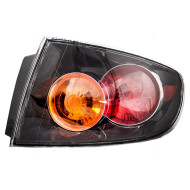 Picture of 04-06 Mazda 3 Mazda3 New Passengers Taillight Taillamp Lens Housing Assembly DOT