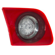 Picture of 04-06 Mazda 3 Mazda3 New Drivers Back-Up Light Lamp Red Lens Housing Assembly DOT