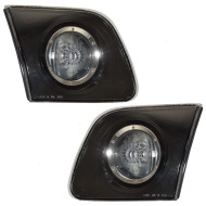 Picture of 04-06 Mazda 3 New Pair Set Back-Up Light Lamp Clear Lens Housing Assembly DOT