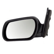 Picture of 04-08 Mazda Mazda3 New Drivers Power Side View Mirror Glass Housing Assembly Aftermarket
