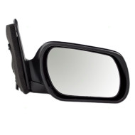 Picture of 04-08 Mazda Mazda3 New Passengers Power Side View Mirror Glass Housing Assembly Aftermarket