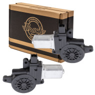 Picture of Mazda 2 3 6 Mazda2 Mazda3 Mazda6 CX-5 New Pair Set Front Power Window Lift Motors Aftermarket