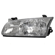 Picture of 00-01 Toyota Camry New Drivers CAPA-Certified Headlight Headlamp Lens Housing Assembly