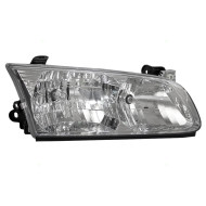 Picture of 00-01 Toyota Camry New Passengers CAPA-Certified Headlight Headlamp Lens Housing Assembly