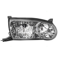 Picture of 01-02 Toyota Corolla New Passengers CAPA-Certifed Headlight Headlamp Lens Housing Assembly