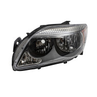 Picture of 05-10 Scion tC New Drivers Headlight Headlamp Lens with Grey Bezel Housing Assembly DOT