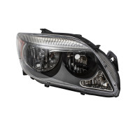 Picture of 05-10 Scion tC New Passengers Headlight Headlamp Lens with Grey Bezel Housing Assembly DOT