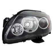Picture of 05-10 Scion tC New Drivers Headlight Headlamp Lens Housing with Grey Bezel Assembly DOT