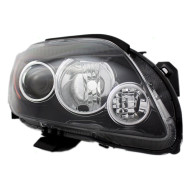 Picture of 05-10 Scion tC New Passengers Headlight Headlamp Lens Housing with Grey Bezel Assembly DOT