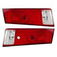 Picture of 00-01 Toyota Camry New Pair Set Rear Back-Up Backup Lamp Light Lid Mounted Assembly