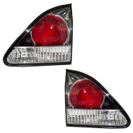 Picture of 01-03 Lexus RX300 New Pair Set Back-Up Backup Light Lamp Liftgate Mounted Assembly DOT