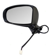 Picture of 10-15 Toyota Prius & Plug-In New Drivers Power Side View Mirror Glass Housing Heated