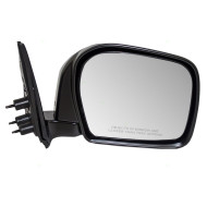 Picture of 00 Toyota Tacoma Pickup Truck New Passengers Manual Side View Mirror Glass Housing