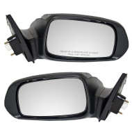 Picture of 05-10 Scion tC New Pair Set Power Side View Mirror Glass Housing with Signal