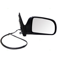 Picture of 98-03 Toyota Sienna New Passengers Power Side View Mirror Glass Housing Assembly