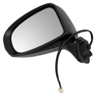Picture of 10-15 Toyota Prius & Plug-In New Drivers Power Side View Mirror Glass Housing Assembly