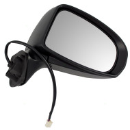 Picture of 10-15 Toyota Prius & Plug-In New Passengers Power Side View Mirror Glass Housing Assembly