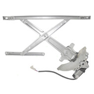 Picture of 98-03 Toyota Sienna Van New Drivers Front Power Window Lift Regulator with Motor Assembly