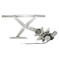 Picture of 98-02 Toyota Corolla New Drivers Front Power Window Lift Regulator with Motor Assembly