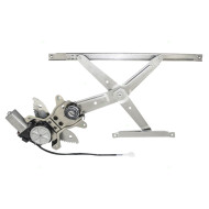 Picture of 98-02 Toyota Corolla New Passengers Front Window Lift Regulator with Motor Assembly