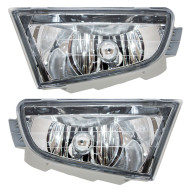 Picture of 01 02 03 Acura MDX New Pair Set Fog Light Lamp Lens Housing Assembly SAE