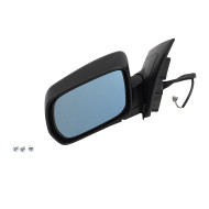 Picture of  01-06 Acura MDX New Drivers Power Side View Mirror Glass Housing Heat Heated Smooth