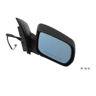 Picture of  01-06 Acura MDX New Passengers Power Side View Mirror Glass Housing Heat Heated Smooth