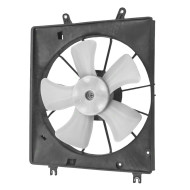 Picture of 04 05 06 07 08 Acura TL New Radiator Cooling Fan Motor Shroud Assembly