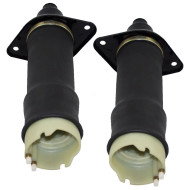 Picture of 00-06 Audi allroad Quattro New Pair Set Rear Air Bag Suspension Spring Assembly