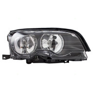 Picture of 02-03 BMW 3 Series New Passengers Halogen Headlight Headlamp Lens Housing Assembly DOT