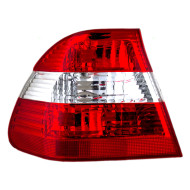 Picture of 02-05 BMW 3 Series New Drivers Taillight Taillamp Quarter Panel Mounted Lens Assembly DOT