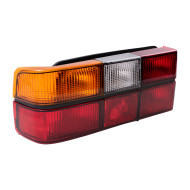 Picture of 86-93 Volvo 240 New Drivers Taillight Taillamp Lens with Black Tim Housing Assembly DOT