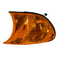 Picture of 02-03 BMW 3 Series New Drivers Park Signal Corner Marker Light Amber Lamp Lens Assembly DOT