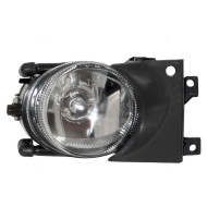 Picture of 01-03 BMW 5 Series New Passengers Fog Light Lamp Round Lens Housing Assembly SAE