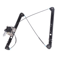 Picture of 00-06 BMW X5 New Passengers Front Power Window Lift Regulator with Motor Assembly