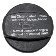 Picture of Mercedes-Benz Dodge New Engine Oil Filler Cap Replacement Aftermarket