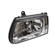 Picture of 00-02 Isuzu Rodeo Honda Passport New Drivers Headlight Headlamp Lens Housing Assembly DOT