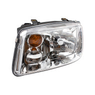 Picture of 02-05 Volkswagen Jetta New Drivers Headlight Headlamp Lens Housing Assembly Aftermarket DOT