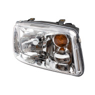 Picture of 02-05 Volkswagen Jetta New Passengers Headlight Headlamp Lens Housing Assembly Aftermarket DOT
