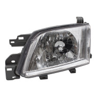 Picture of 01-02 Subaru Forester New Drivers Headlight Headlamp Lens Housing Assembly Aftermarket