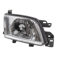 Picture of 01-02 Subaru Forester New Passengers Headlight Headlamp Lens Housing Assembly Aftermarket