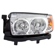Picture of 06-08 Subaru Forester New Drivers Halogen Headlight Headlamp Lens Housing Assembly DOT