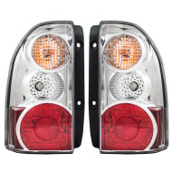 Picture of 04-06 Suzuki XL-7 SUV New Pair Set Taillight Taillamp Lens Housing Assembly DOT